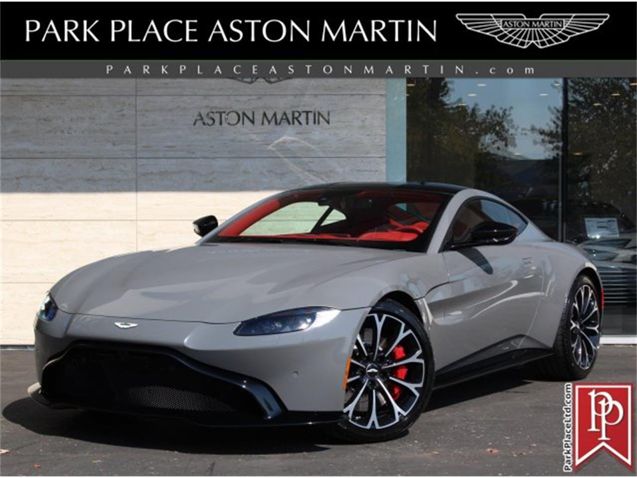 2019 Aston Martin Vantage For Sale Classiccars Com Cc 1141811
