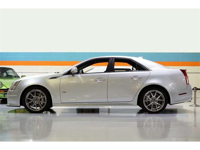 Picture of 2010 Cadillac CTS located in Solon Ohio - OH14