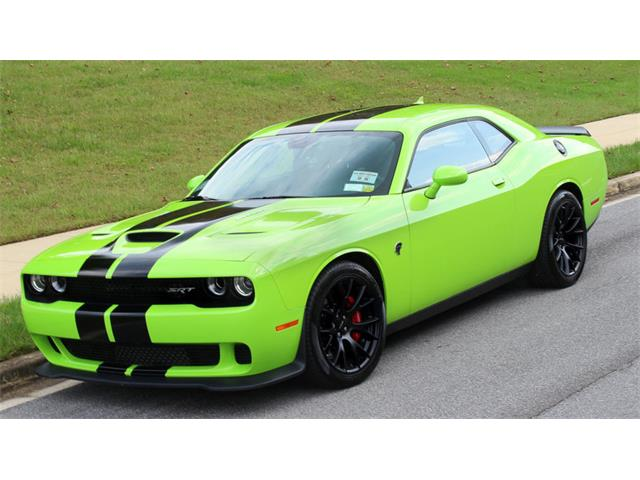 Picture of 2015 Dodge Challenger located in Maryland Offered by  - OH1H