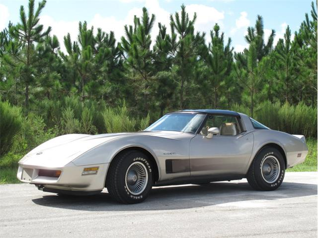 Picture of 1982 Chevrolet Corvette Offered by  - OH2A