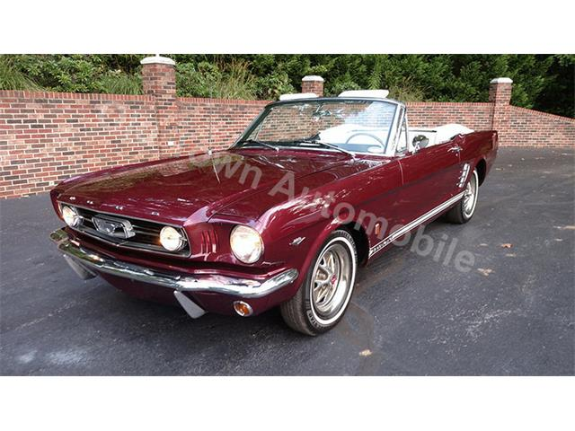 Picture of '66 Mustang - OH2Q
