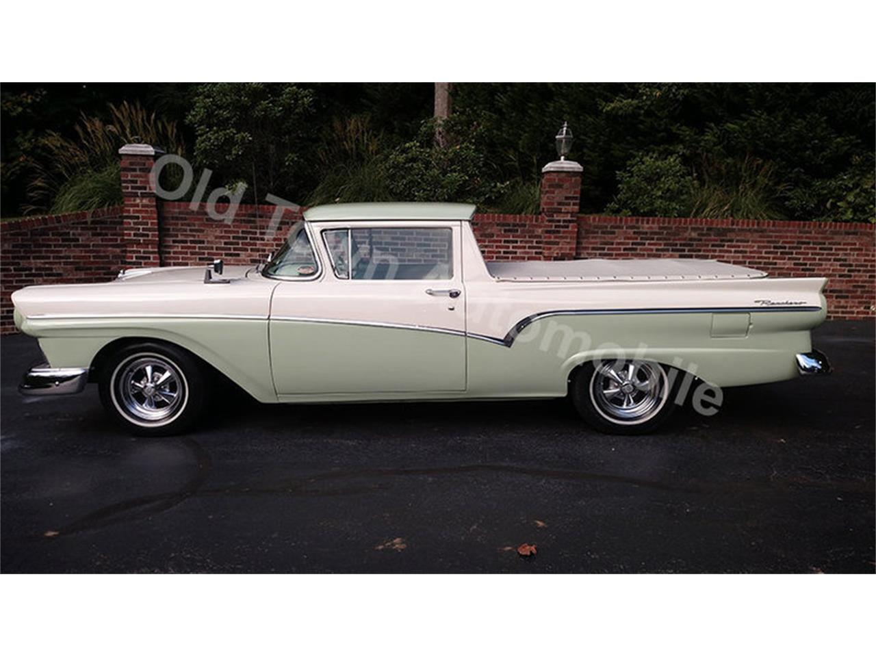 Large Picture of '57 Ford Ranchero located in Huntingtown Maryland - OH2S