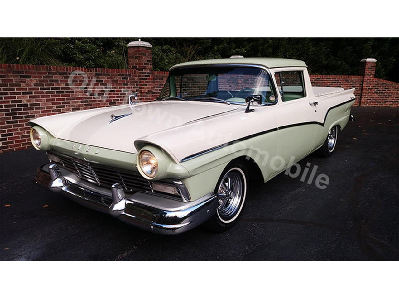 Large Picture of Classic '57 Ford Ranchero Offered by Old Town Automobile - OH2S