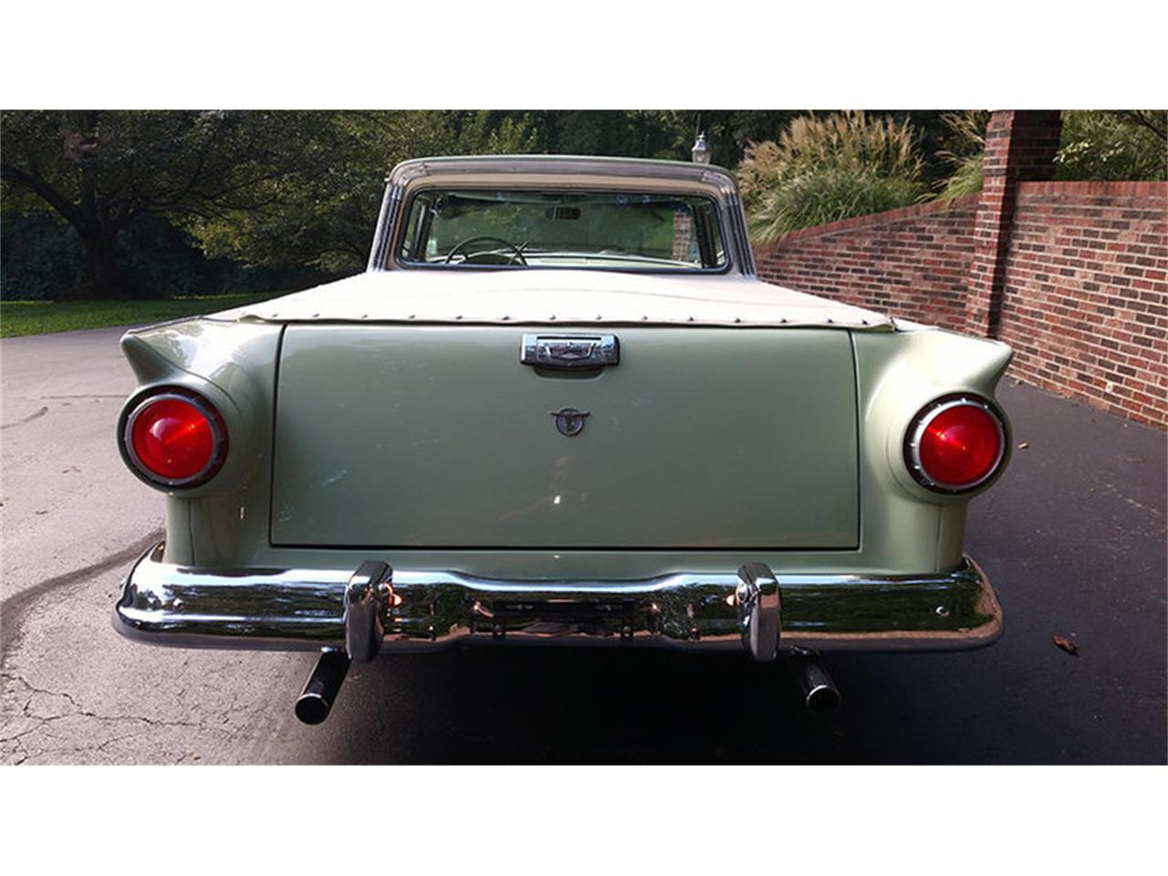 Large Picture of '57 Ford Ranchero located in Maryland Offered by Old Town Automobile - OH2S