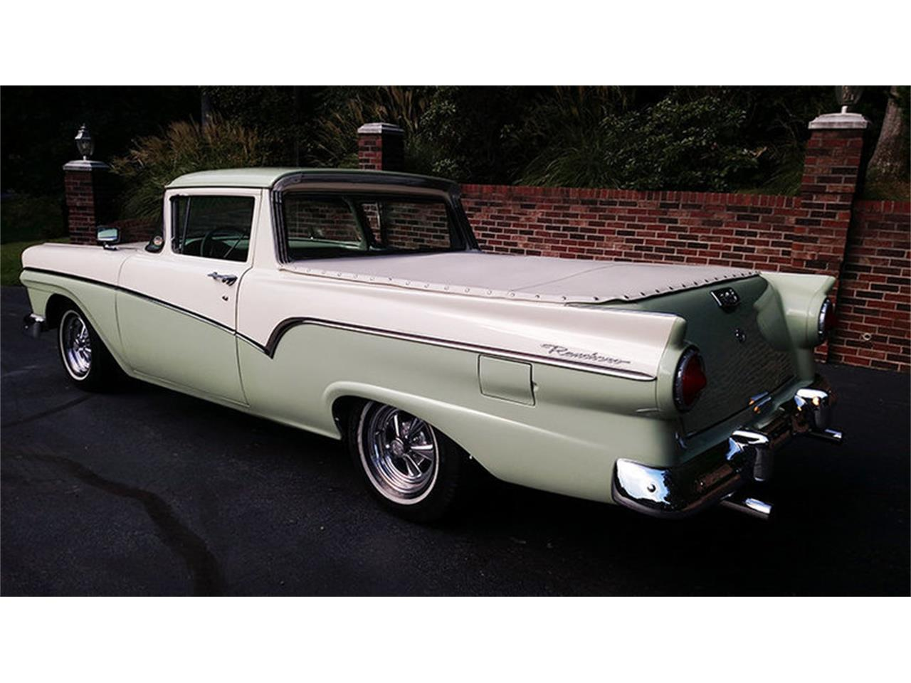 Large Picture of Classic '57 Ford Ranchero located in Huntingtown Maryland - $18,900.00 - OH2S