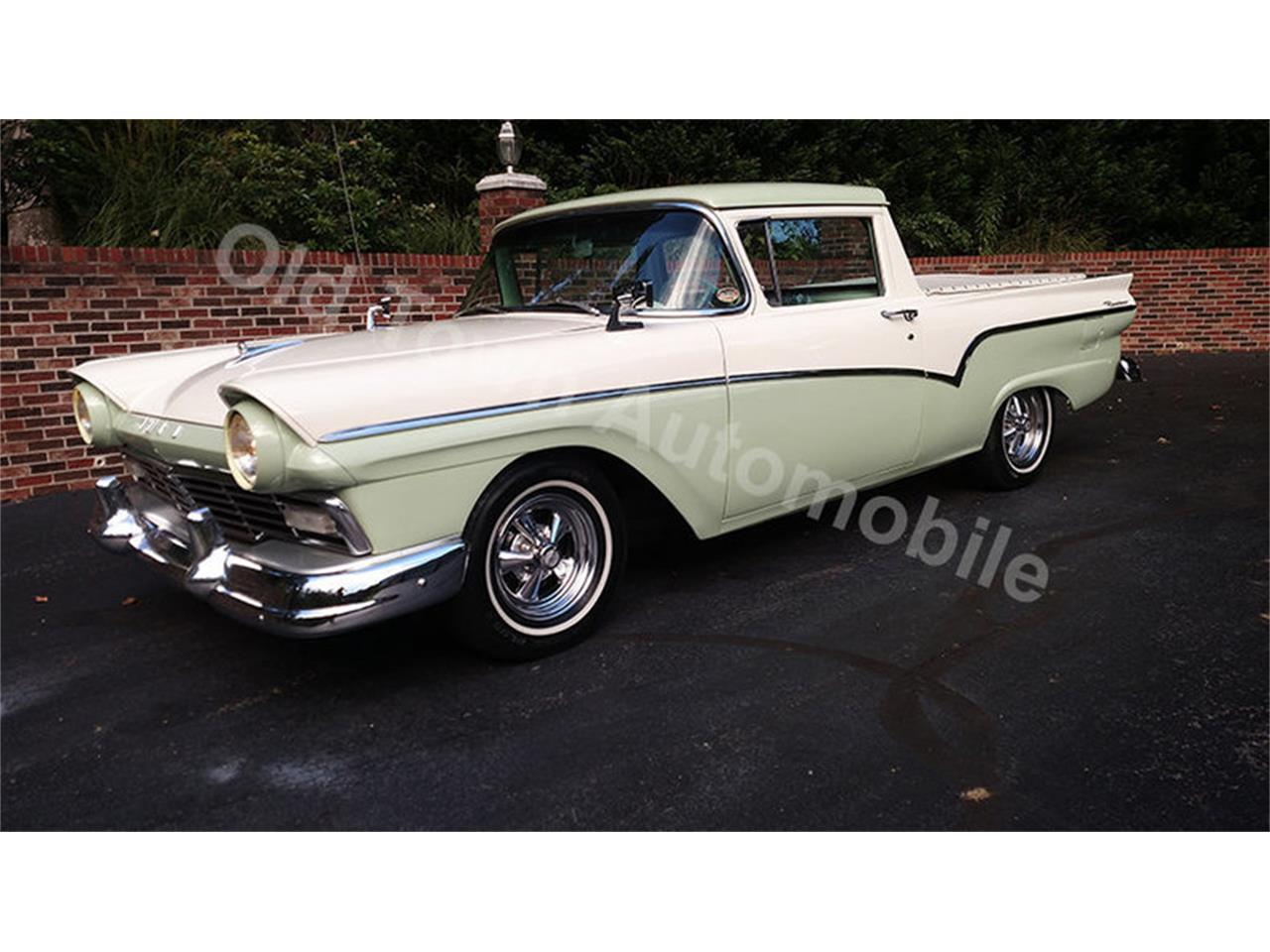 Large Picture of Classic '57 Ranchero Offered by Old Town Automobile - OH2S
