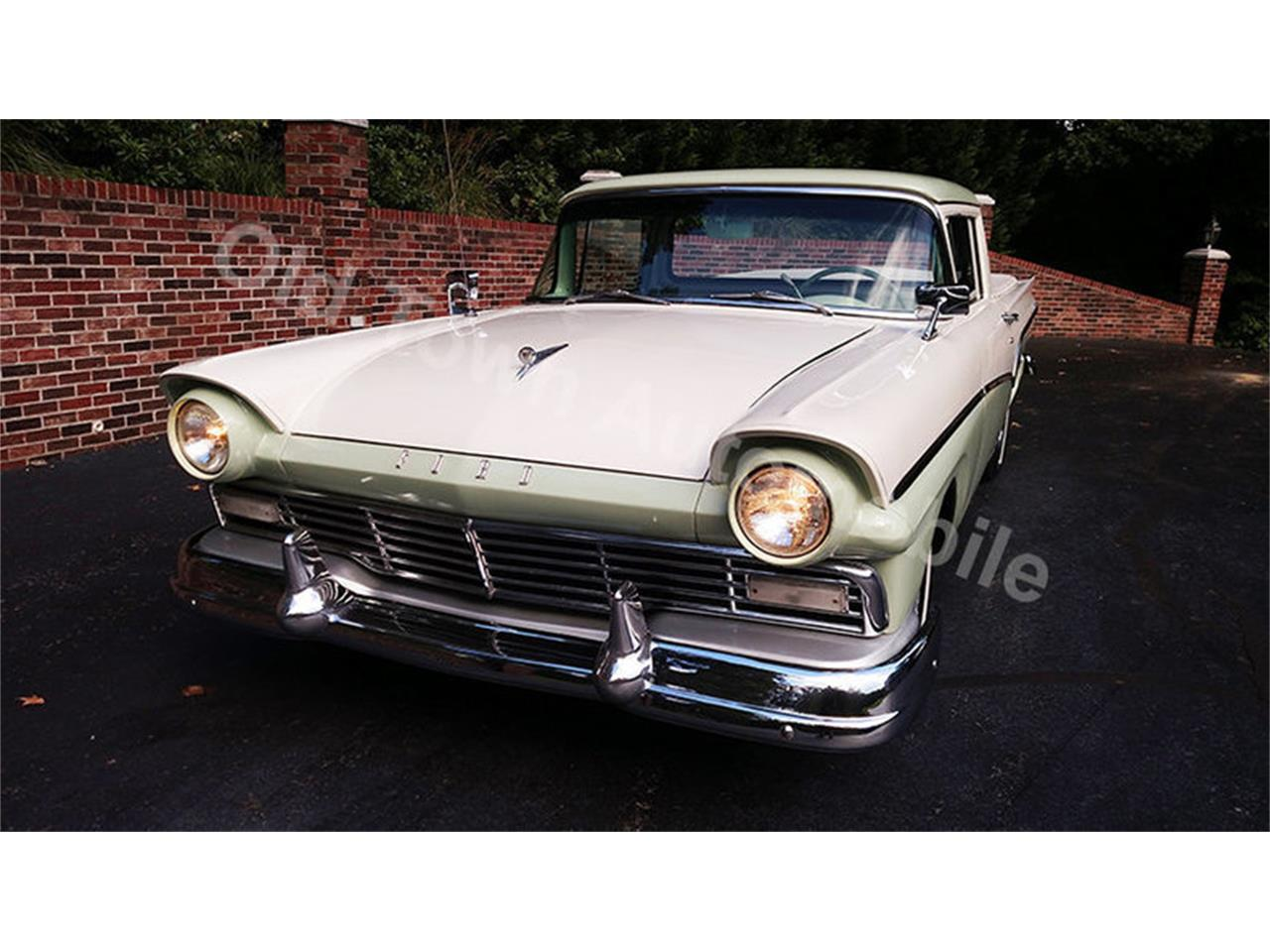 Large Picture of Classic '57 Ranchero located in Maryland Offered by Old Town Automobile - OH2S