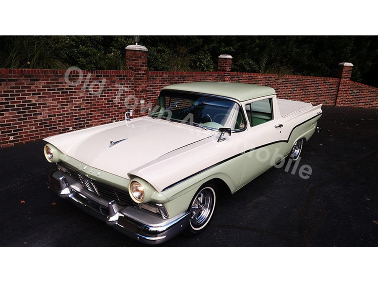 Large Picture of Classic 1957 Ford Ranchero located in Huntingtown Maryland - $18,900.00 Offered by Old Town Automobile - OH2S