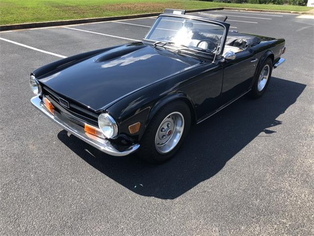 Picture of '71 TR6 - OH3O