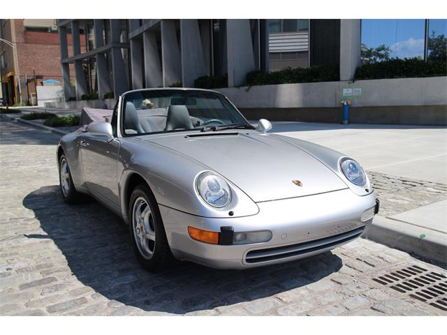 Picture of '98 993 Carrera 2 Cabriolet - OH3U