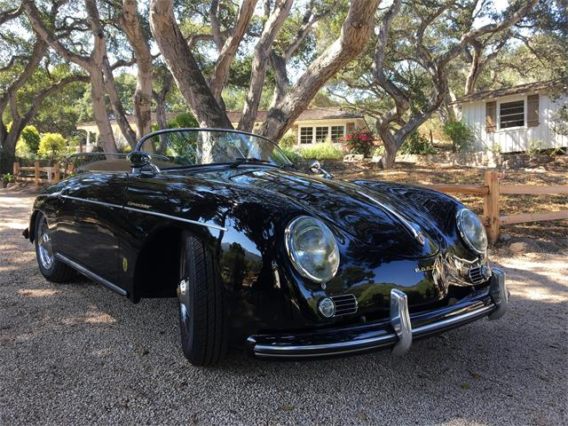 Picture of Classic '57 Porsche 356 located in California - $35,000.00 - OH3Y