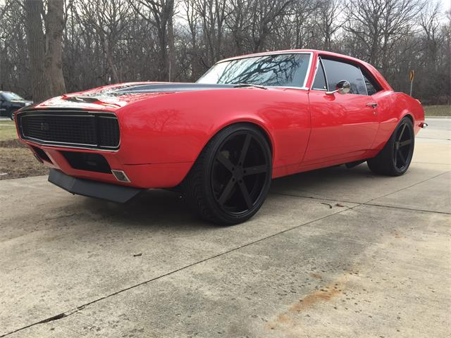 1967 Chevrolet Camaro RS/SS