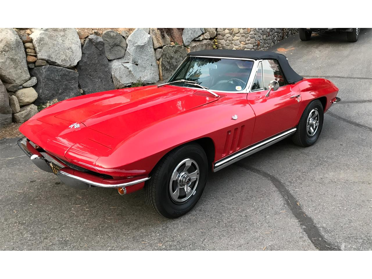 Large Picture of '65 Chevrolet Corvette located in Olympic Valley California Offered by a Private Seller - OH4J