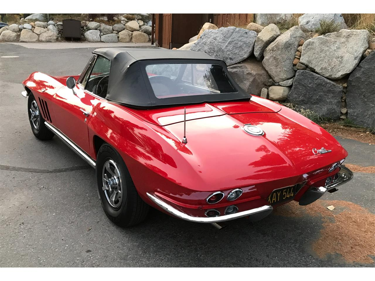 Large Picture of '65 Chevrolet Corvette located in Olympic Valley California - $65,000.00 Offered by a Private Seller - OH4J
