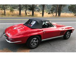 Picture of Classic '65 Chevrolet Corvette located in Olympic Valley California - $65,000.00 - OH4J