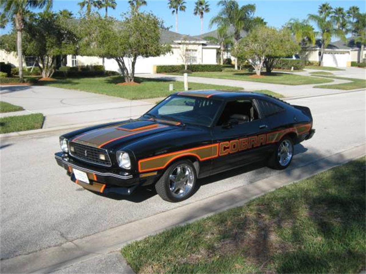 1978 Ford Mustang II Cobra for Sale | ClassicCars.com | CC-1141943