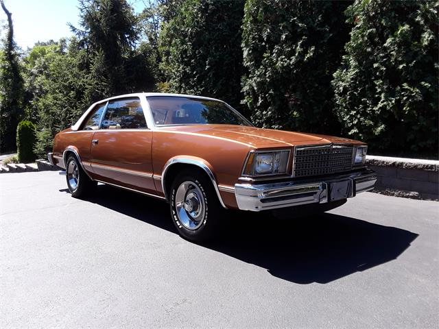 Picture of 1979 Chevrolet Malibu Classic located in Pennsylvania Offered by a Private Seller - OH4O