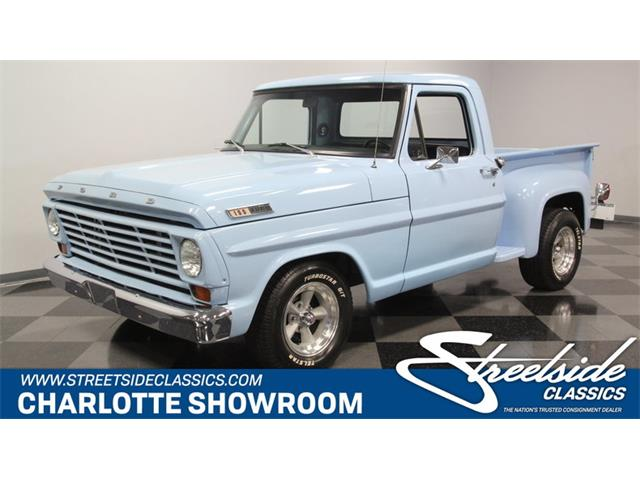 Picture of '67 F100 - OH5F