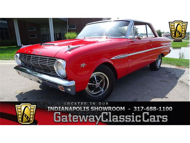 Picture of 1963 Falcon located in Indianapolis Indiana Offered by  - OH5Z