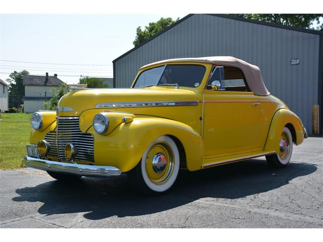 Picture of Classic '40 Special Deluxe - OFMQ
