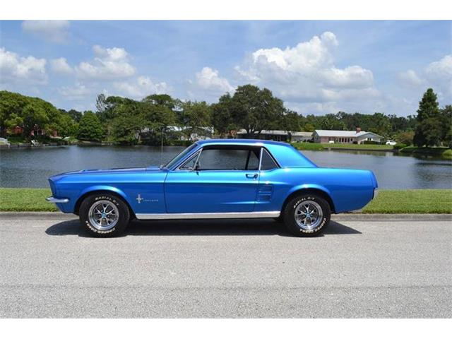 Picture of Classic 1967 Mustang located in Clearwater Florida Offered by  - OH6E