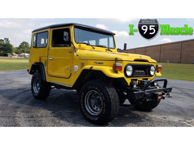 Picture of '76 Land Cruiser FJ located in North Carolina Offered by  - OFS9