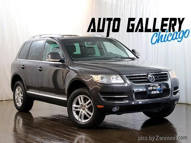 Picture of 2009 Volkswagen Touareg located in Illinois - OH6R