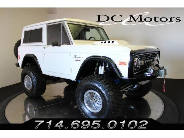1973 Ford Bronco for Sale on ClassicCars com on ClassicCars com