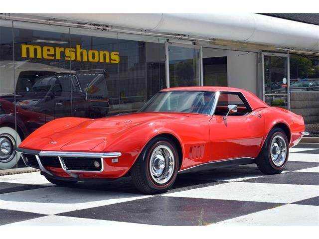 Picture of '68 Chevrolet Corvette located in Ohio Offered by  - OH7T