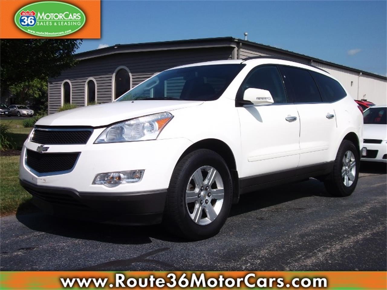 For Sale 2012 Chevrolet Traverse In Dublin Ohio