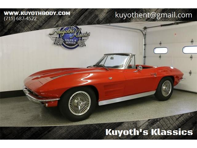 Picture of '63 Corvette - OFSH