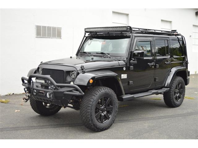 Picture of 2014 Jeep Wrangler located in Massachusetts Offered by  - OH8T