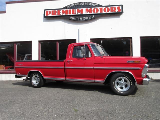 Picture of '68 F100 - OH8Z