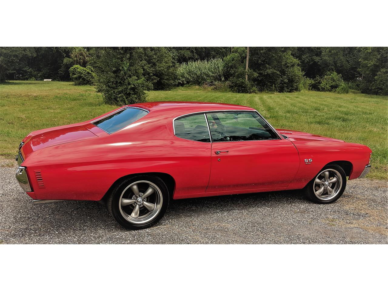 Large Picture of '71 Chevrolet Chevelle SS located in Georgia - $33,000.00 - OH9I