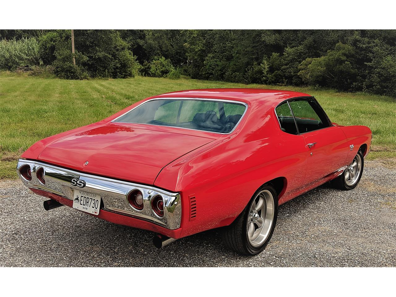 Large Picture of 1971 Chevelle SS located in Georgia - $33,000.00 - OH9I