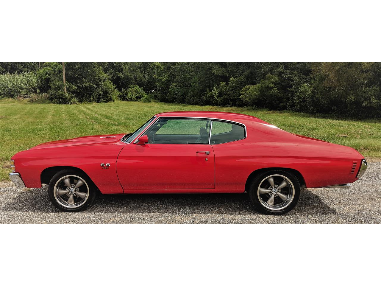 Large Picture of Classic '71 Chevrolet Chevelle SS - $33,000.00 Offered by a Private Seller - OH9I