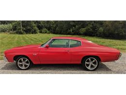 Picture of Classic 1971 Chevrolet Chevelle SS located in Brunswick Georgia - $33,000.00 Offered by a Private Seller - OH9I