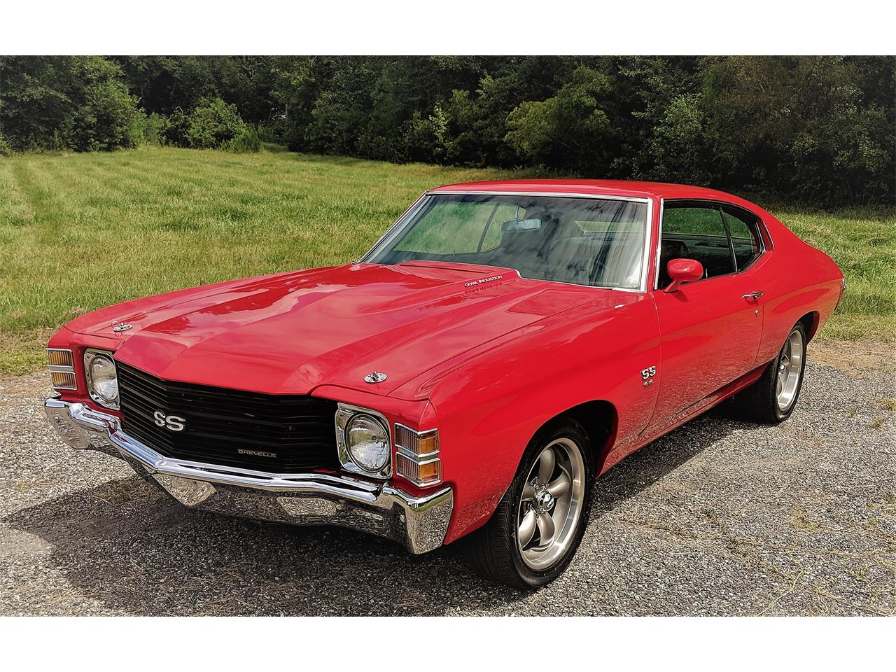 Large Picture of Classic '71 Chevrolet Chevelle SS located in Georgia - $33,000.00 Offered by a Private Seller - OH9I