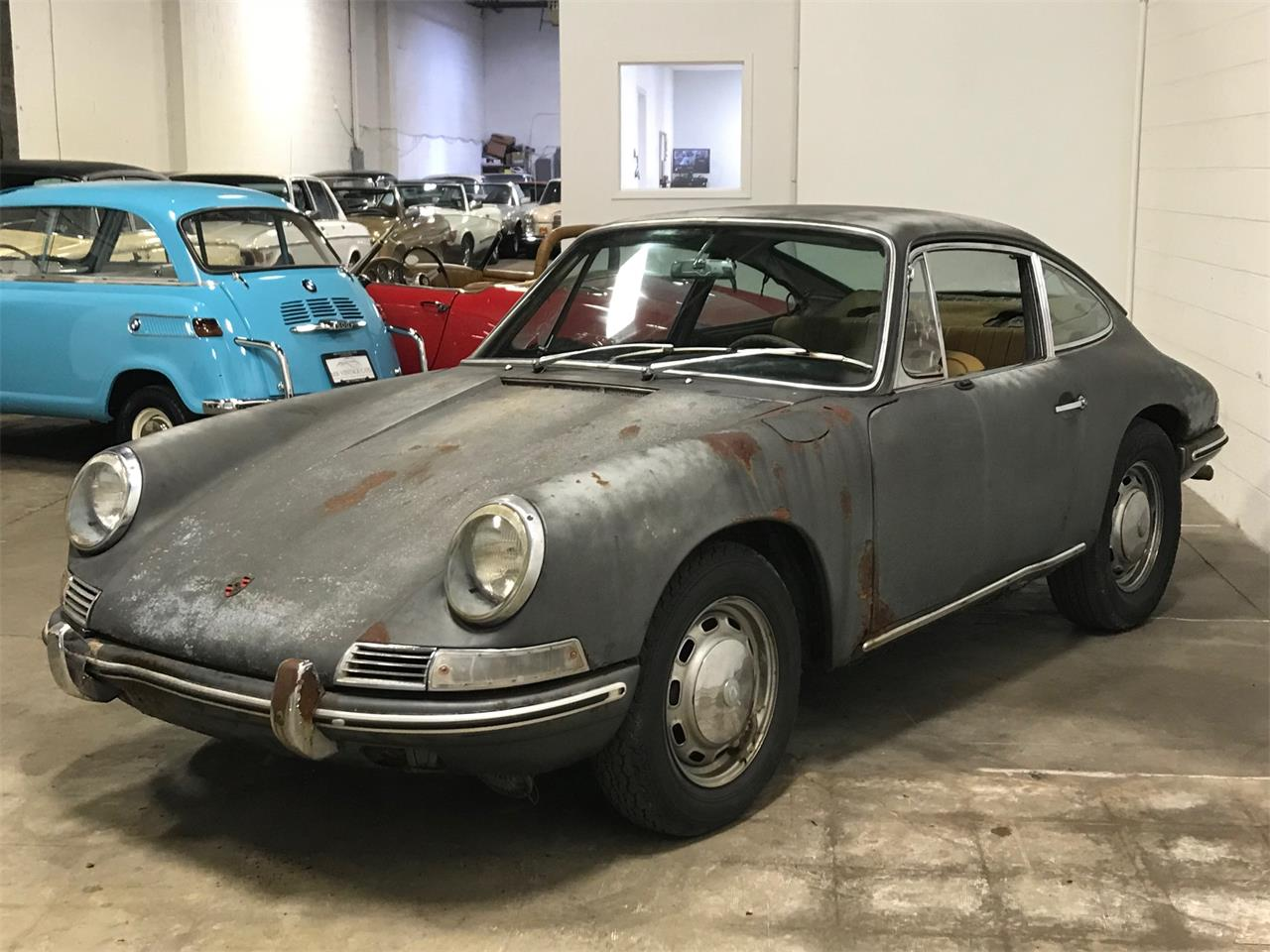 Large Picture of Classic '66 911 located in Ohio Offered by MB Vintage Cars Inc - OH9J