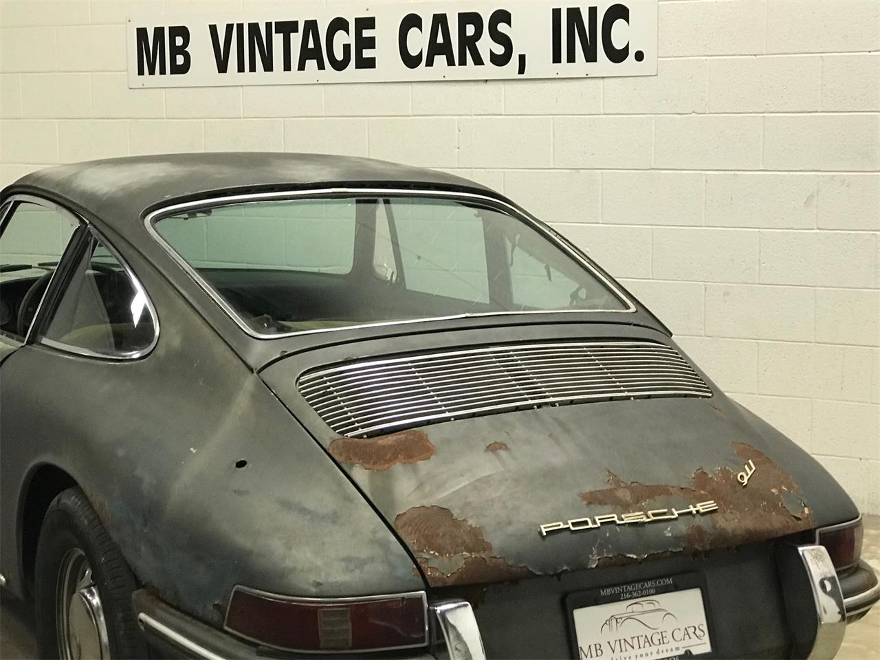 Large Picture of Classic '66 911 Offered by MB Vintage Cars Inc - OH9J