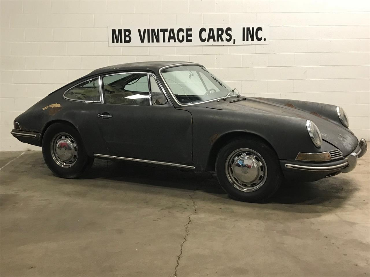 Large Picture of Classic 1966 911 located in Ohio Offered by MB Vintage Cars Inc - OH9J