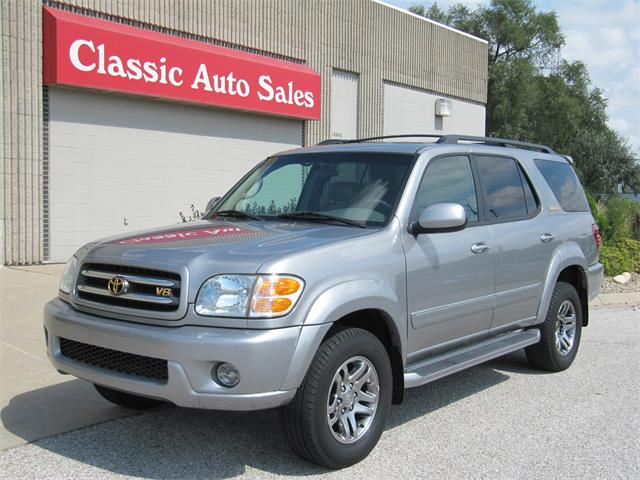 Picture of '04 Sequoia - OH9O