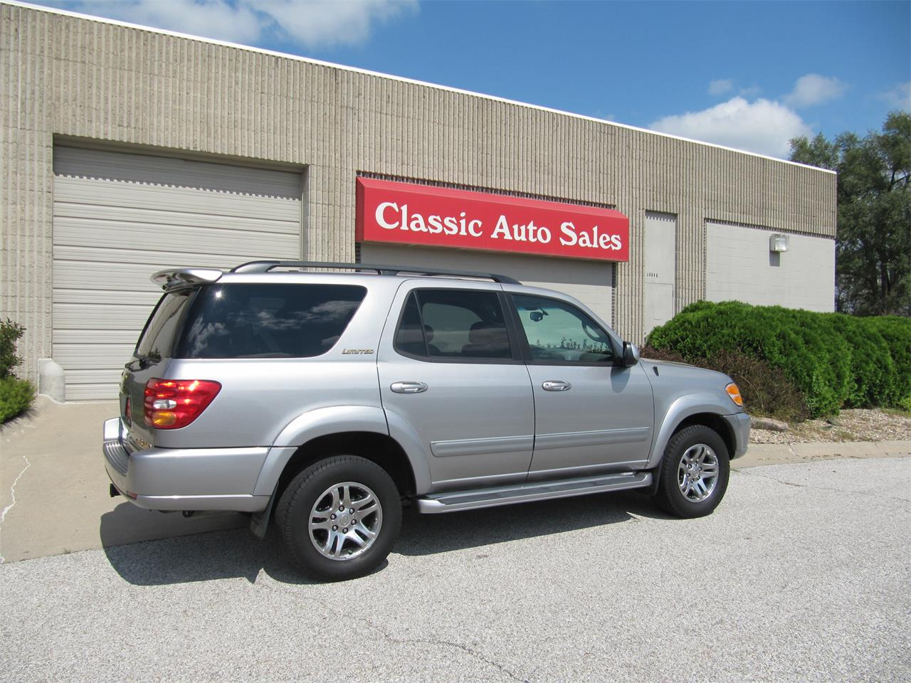 2004 Toyota Sequoia For Sale Cc 1142124 Wheels Large Picture Of 04 Oh9o