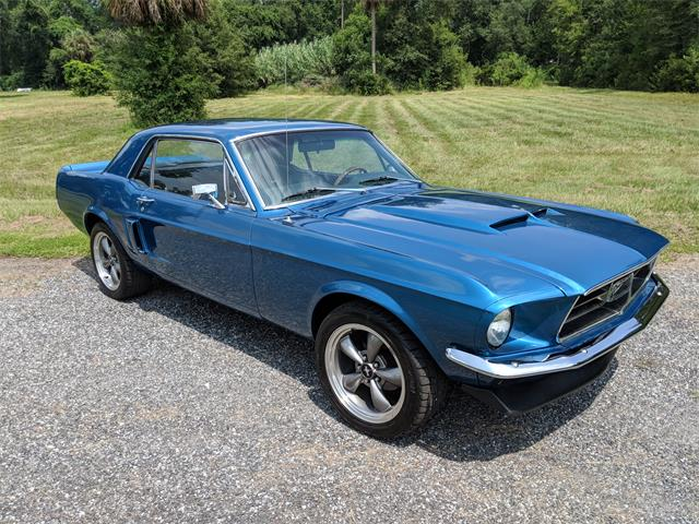 Picture of Classic '67 Ford Mustang - OH9S