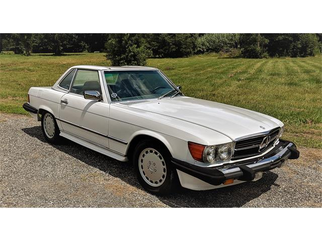 Picture of 1987 Mercedes-Benz 560SL located in Georgia Offered by a Private Seller - OH9U