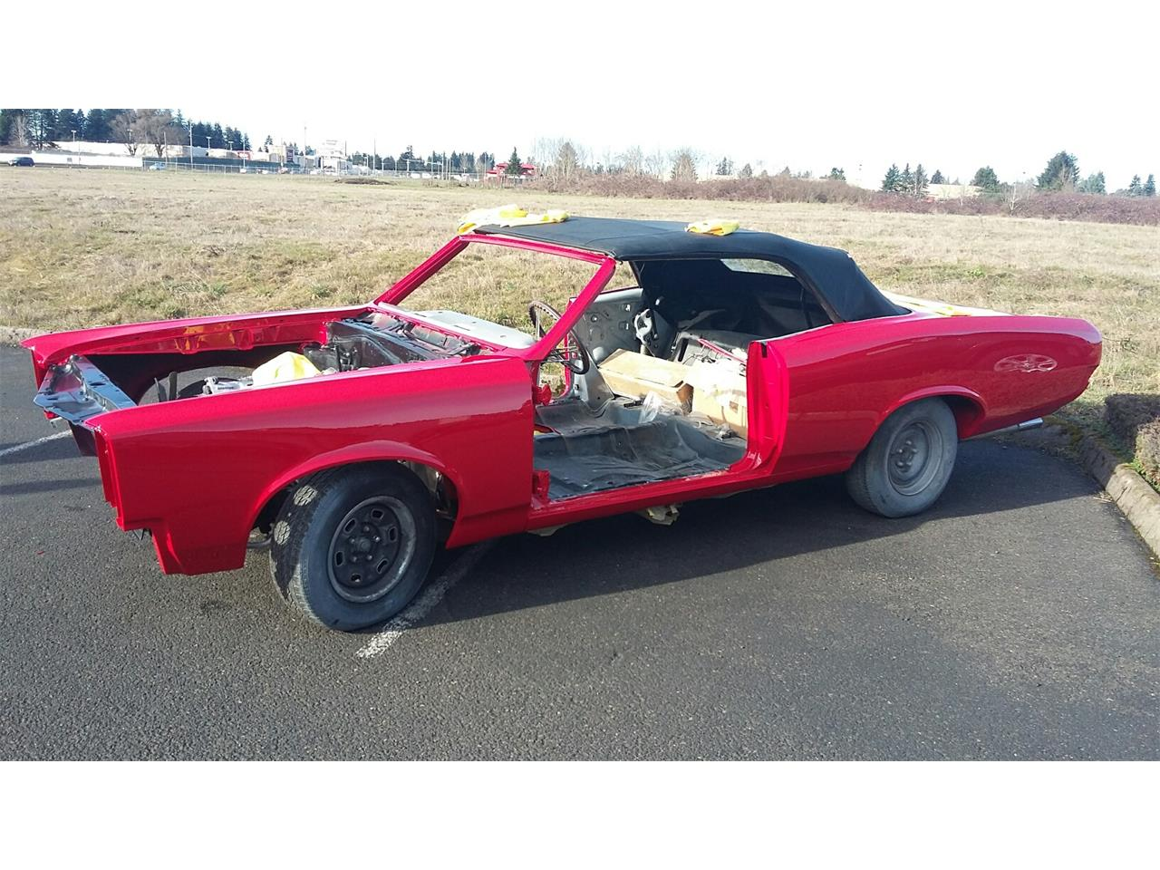 Large Picture of 1966 Pontiac GTO located in Vancouver Washington - $69,000.00 - OHAD
