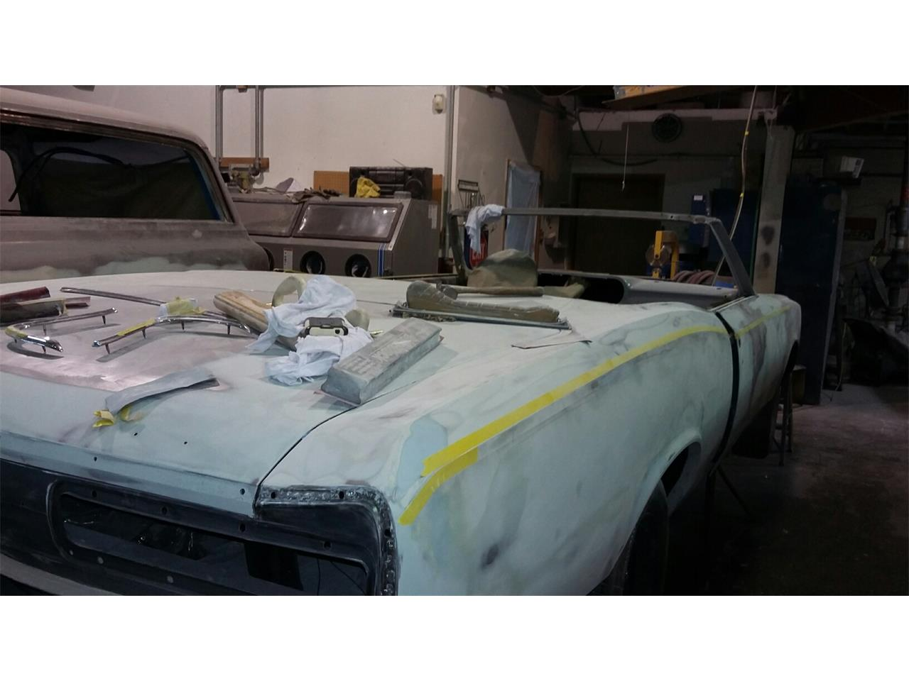 Large Picture of '66 Pontiac GTO - OHAD