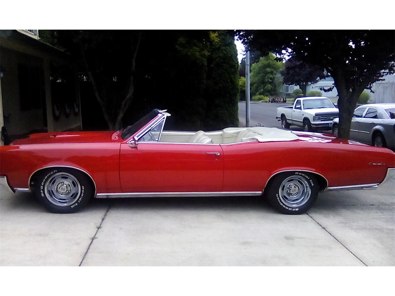 Large Picture of Classic 1966 GTO located in Vancouver Washington - $69,000.00 - OHAD