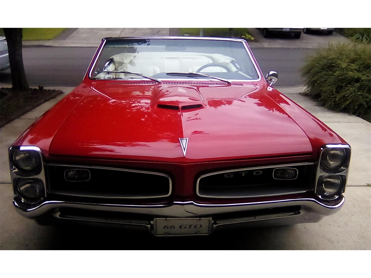 Large Picture of '66 Pontiac GTO located in Washington - $69,000.00 - OHAD