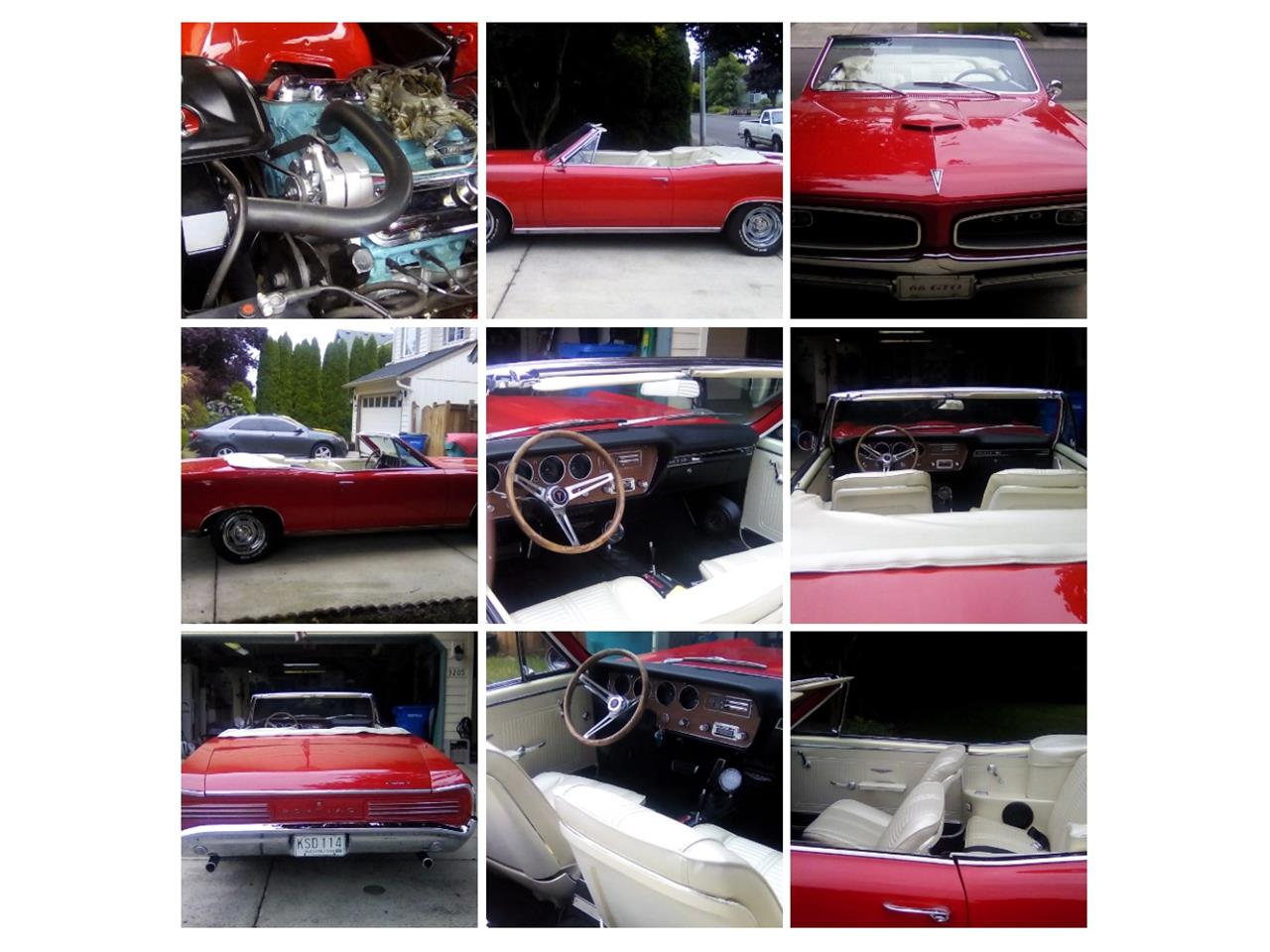Large Picture of Classic '66 GTO located in Vancouver Washington - $69,000.00 - OHAD